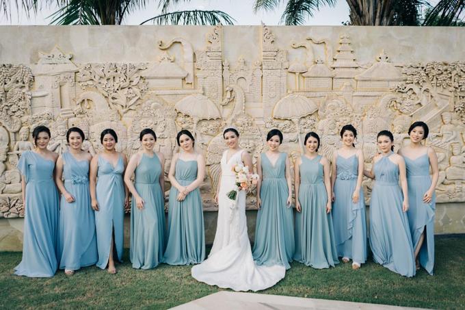The Wedding Of Danny & Tifanny by Samabe Bali Suites & Villas - 026