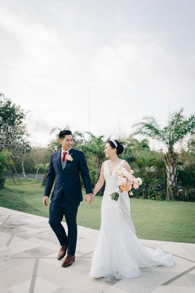 The Wedding Of Danny & Tifanny by Samabe Bali Suites & Villas - 027