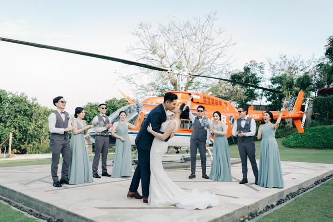 The Wedding Of Danny & Tifanny by Samabe Bali Suites & Villas - 030