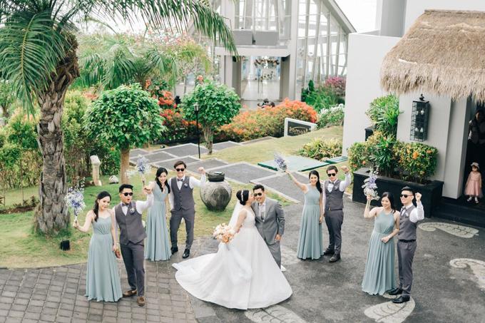 The Wedding Of Danny & Tifanny by Samabe Bali Suites & Villas - 035
