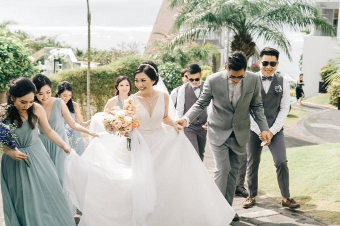 The Wedding Of Danny & Tifanny by Samabe Bali Suites & Villas - 034