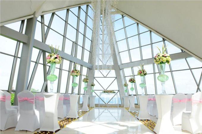 Pearl Chapel by Samabe Bali Suites & Villas - 005