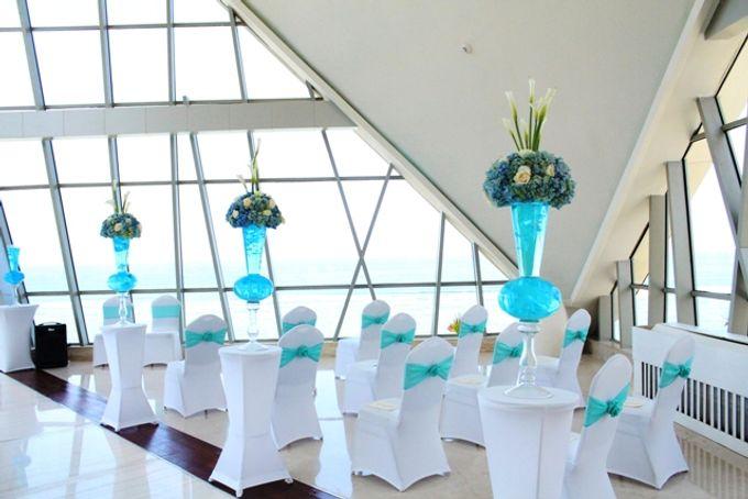 Pearl Chapel by Samabe Bali Suites & Villas - 008