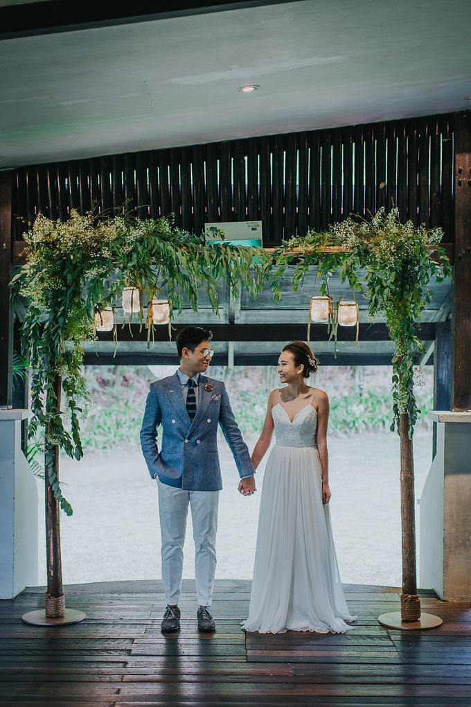 A Prewedding Shoot at Tamarind Hill by Chere Weddings & Parties - 001