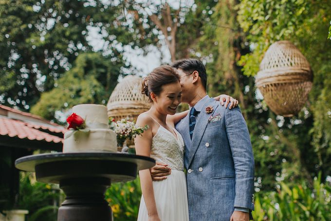 A Prewedding Shoot at Tamarind Hill by Chere Weddings & Parties - 003