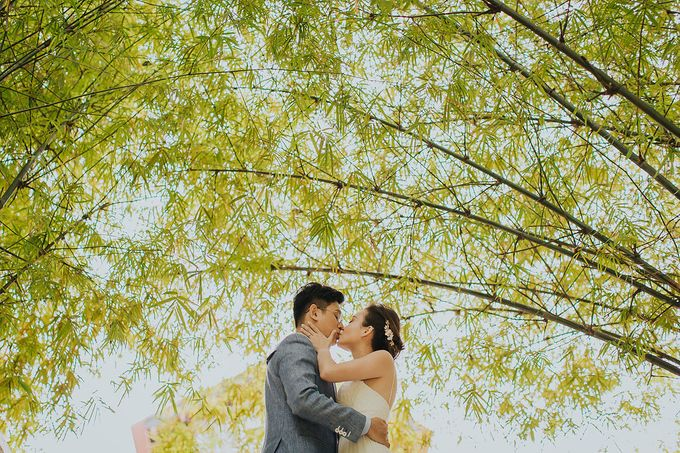 A Prewedding Shoot at Tamarind Hill by Chere Weddings & Parties - 005