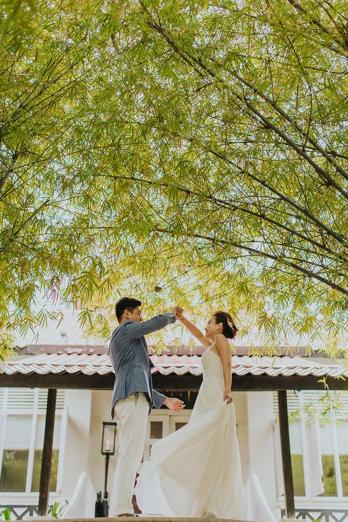 A Prewedding Shoot at Tamarind Hill by Chere Weddings & Parties - 006