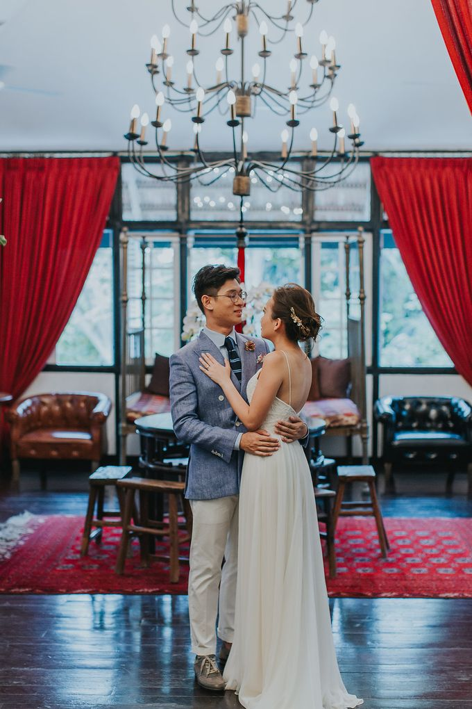 A Prewedding Shoot at Tamarind Hill by Chere Weddings & Parties - 007