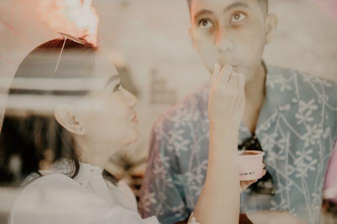 Samantha & Demas Prewedding by AKSA Creative - 036