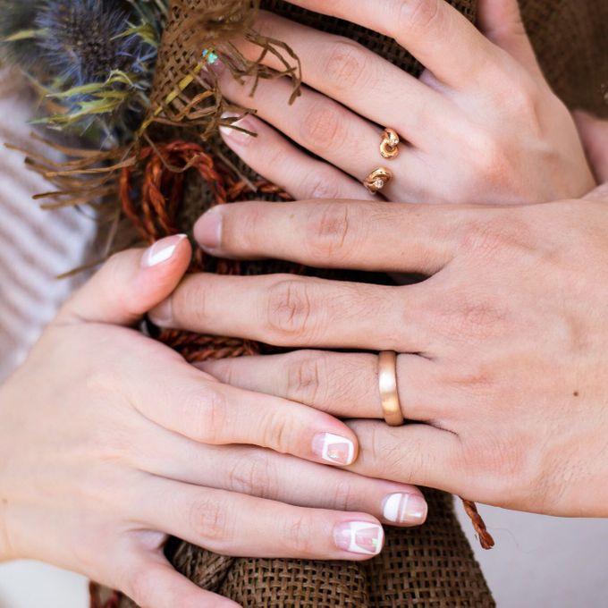 Sam & Ben -  Bespoke Wedding Bands by Vault Fine Jewellery - 001