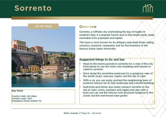 Sample Itinerary by Suite Journal - 014