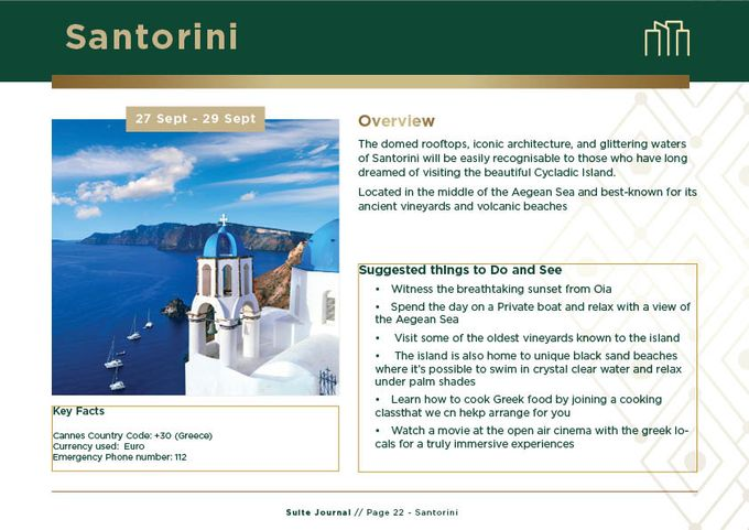 Sample Itinerary by Suite Journal - 023