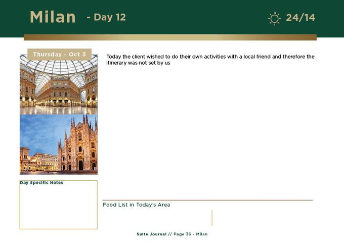 Sample Itinerary by Suite Journal - 037