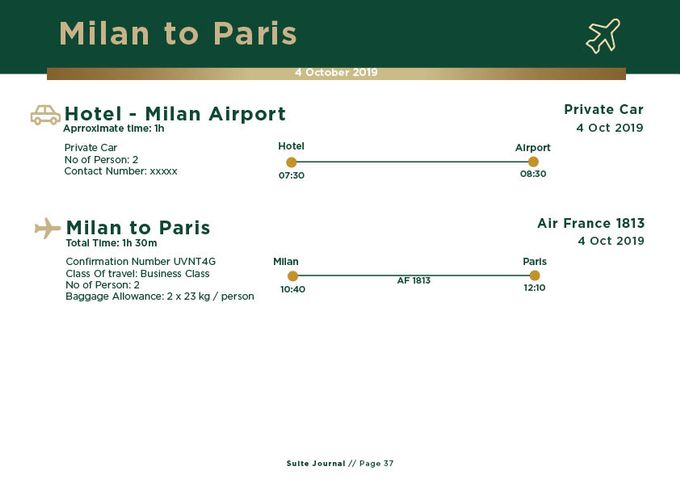 Sample Itinerary by Suite Journal - 038