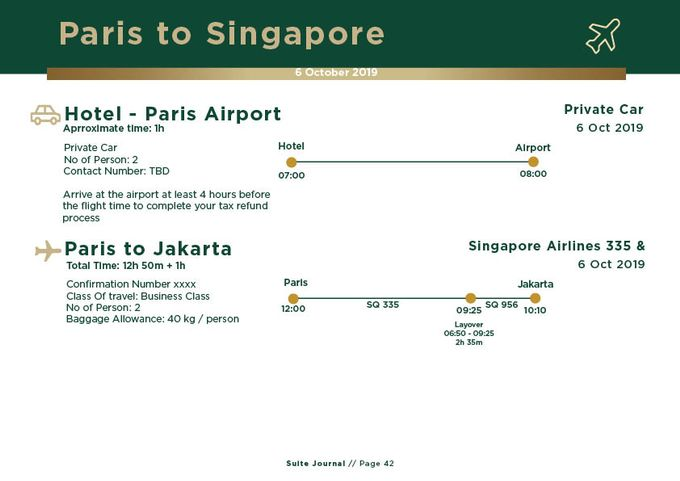Sample Itinerary by Suite Journal - 043