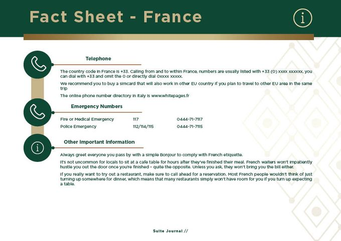 Sample Itinerary by Suite Journal - 050