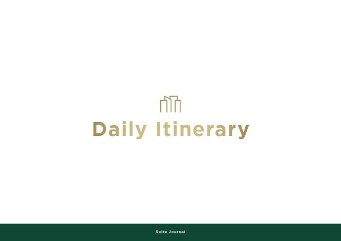 Sample Itinerary by Suite Journal - 007