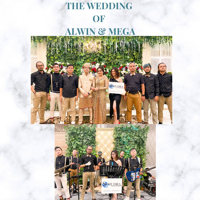 The Wedding Of Alwin & Mega by Samudra Music Entertainment - 001