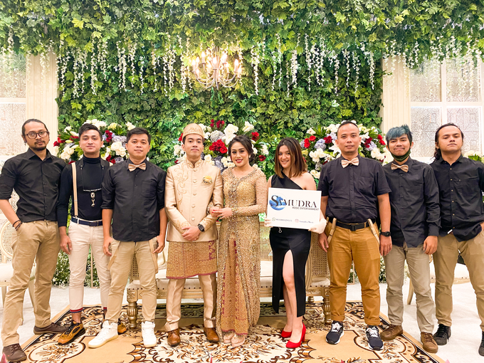 The Wedding Of Alwin & Mega by Samudra Music Entertainment - 002