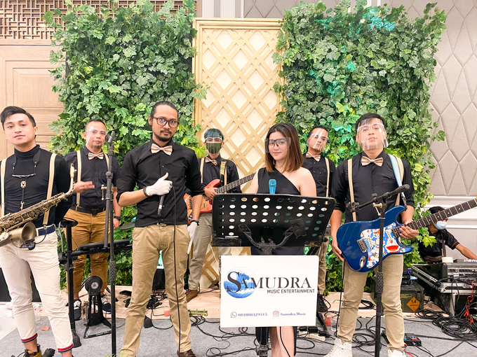 The Wedding Of Alwin & Mega by Samudra Music Entertainment - 003