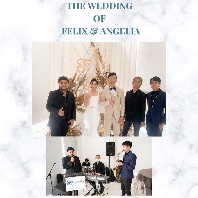 The Wedding Of Felix & Angelia by Samudra Music Entertainment - 001