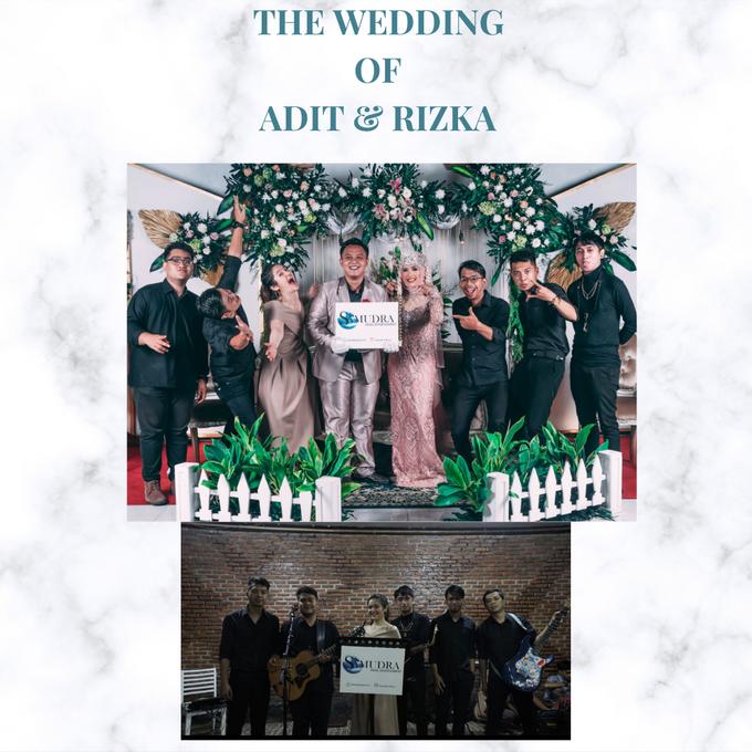 The Wedding of Adit & Rizka by Samudra Music Entertainment - 001