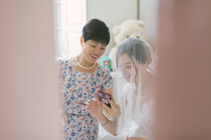 Wedding Day - Samuel and Hazel by TangYong Hair & Makeup - 012