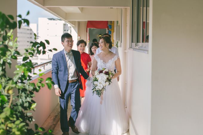 Wedding Day - Samuel and Hazel by TangYong Hair & Makeup - 016
