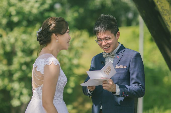 Wedding Day - Samuel and Hazel by TangYong Hair & Makeup - 024