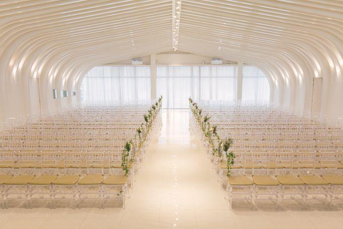 Wedding Day at The Chapel at Imaginarium by Flora Artisan - 001