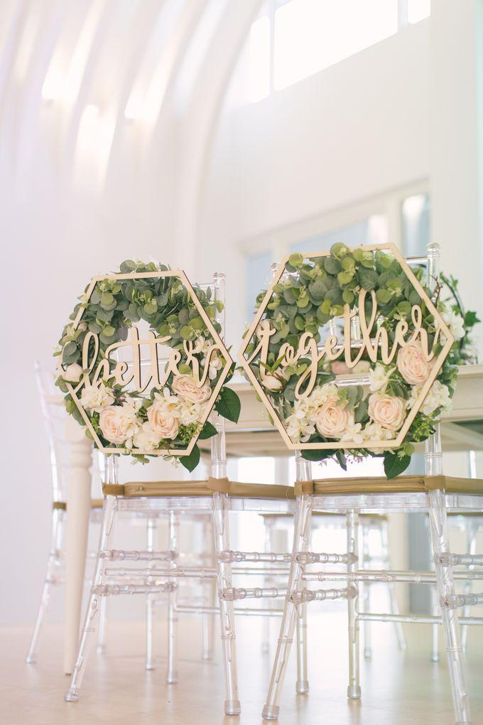 Wedding Day at The Chapel at Imaginarium by Flora Artisan - 003