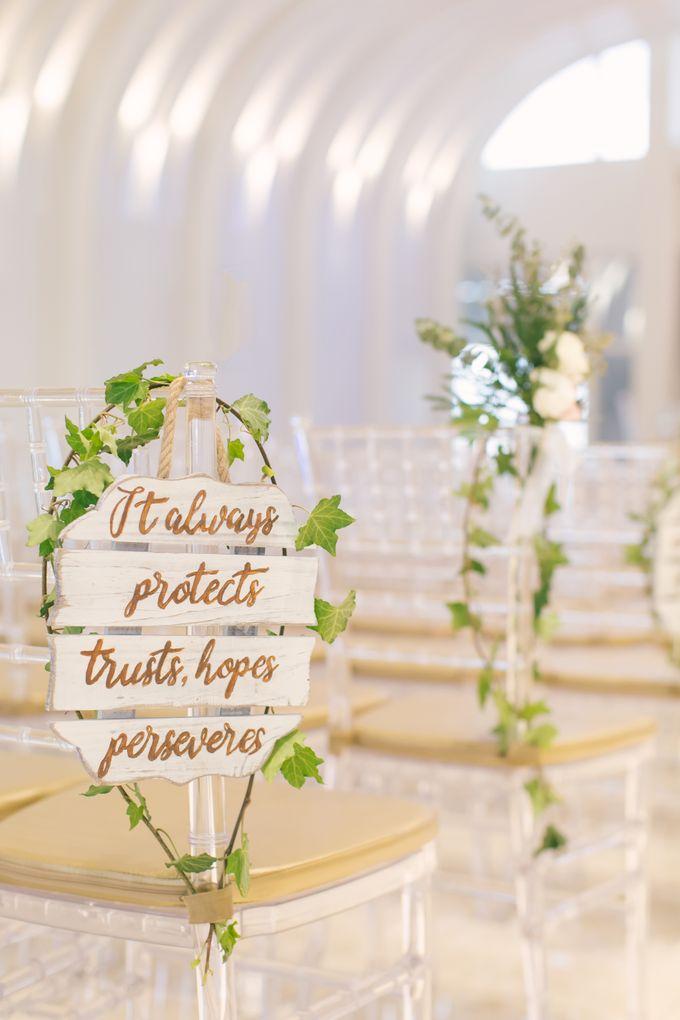 Wedding Day at The Chapel at Imaginarium by Flora Artisan - 005