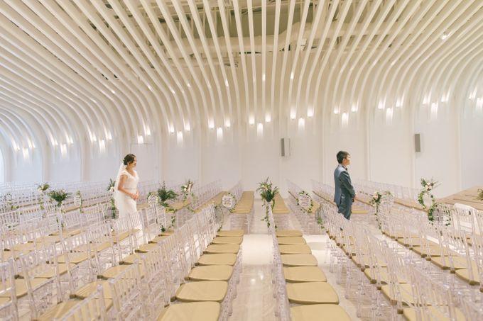 Wedding Day at The Chapel at Imaginarium by Flora Artisan - 007