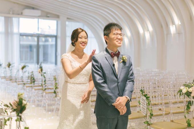 Wedding Day at The Chapel at Imaginarium by Flora Artisan - 008
