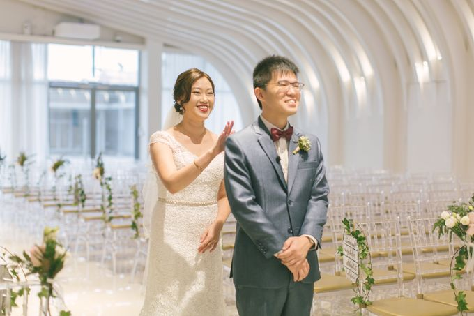 Wedding Day at The Chapel at Imaginarium by TangYong Hair & Makeup - 008