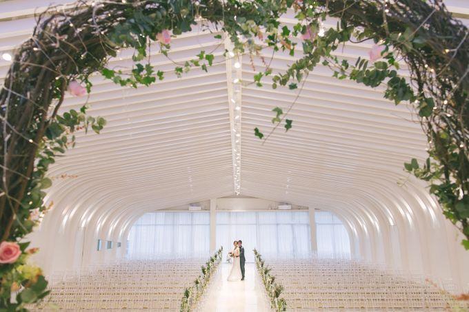 Wedding Day at The Chapel at Imaginarium by Flora Artisan - 013