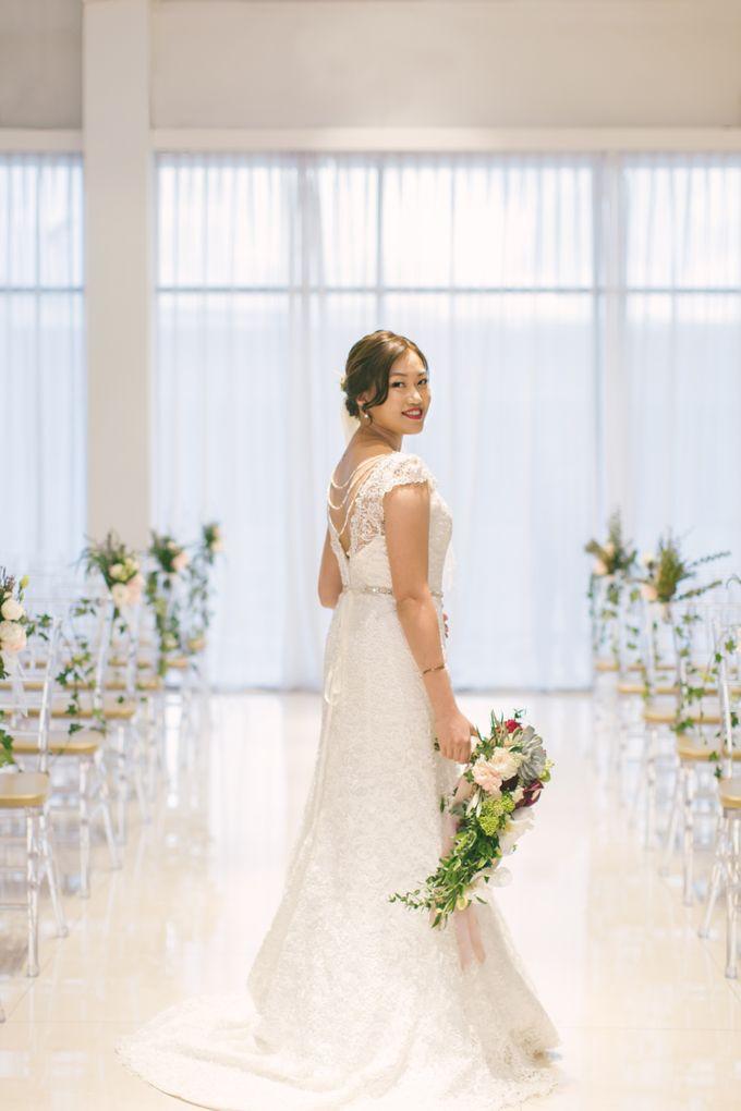 Wedding Day at The Chapel at Imaginarium by Flora Artisan - 014