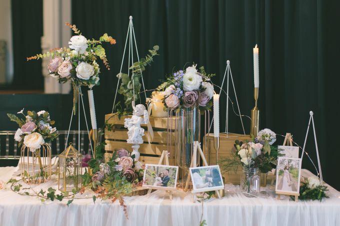 Wedding Day at The Chapel at Imaginarium by Flora Artisan - 019