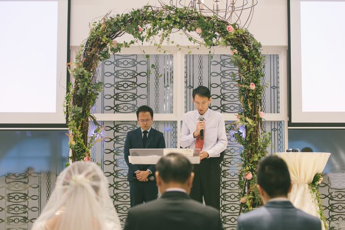 Wedding Day at The Chapel at Imaginarium by TangYong Hair & Makeup - 031