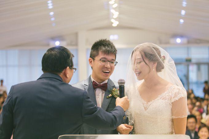 Wedding Day at The Chapel at Imaginarium by Flora Artisan - 034