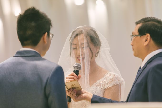 Wedding Day at The Chapel at Imaginarium by TangYong Hair & Makeup - 035