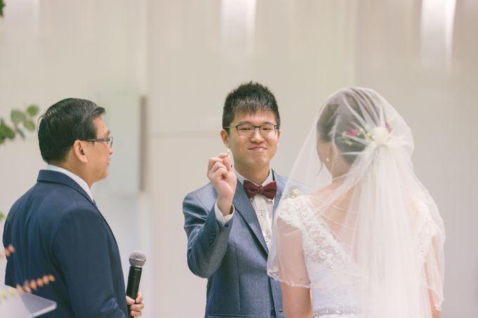 Wedding Day at The Chapel at Imaginarium by Flora Artisan - 036