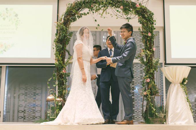 Wedding Day at The Chapel at Imaginarium by Flora Artisan - 037