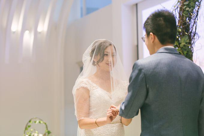 Wedding Day at The Chapel at Imaginarium by Flora Artisan - 039