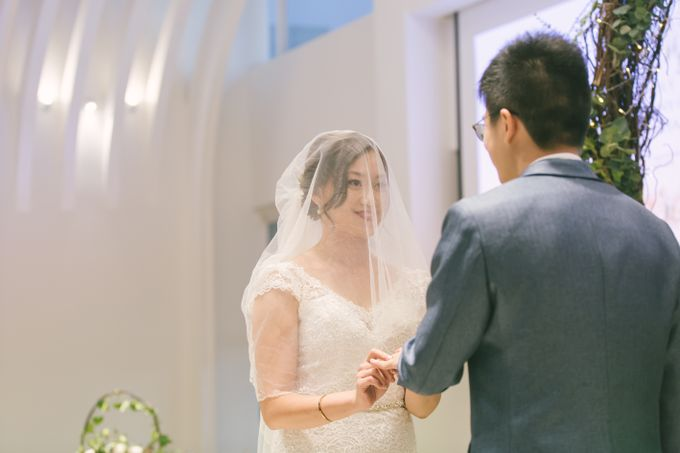 Wedding Day at The Chapel at Imaginarium by TangYong Hair & Makeup - 039