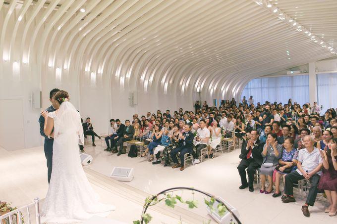 Wedding Day at The Chapel at Imaginarium by Flora Artisan - 040