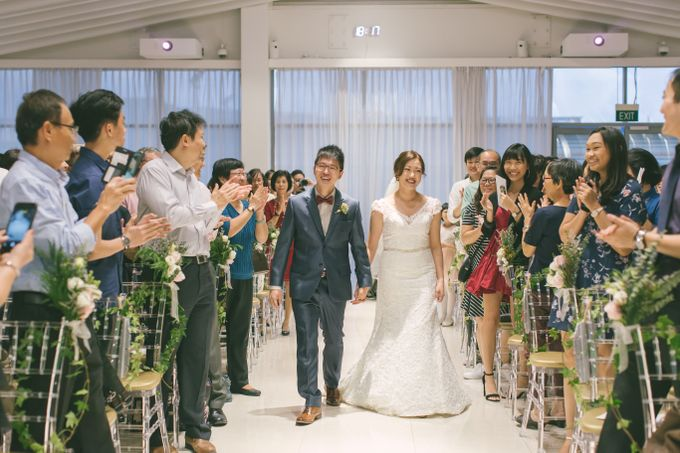 Wedding Day at The Chapel at Imaginarium by TangYong Hair & Makeup - 043
