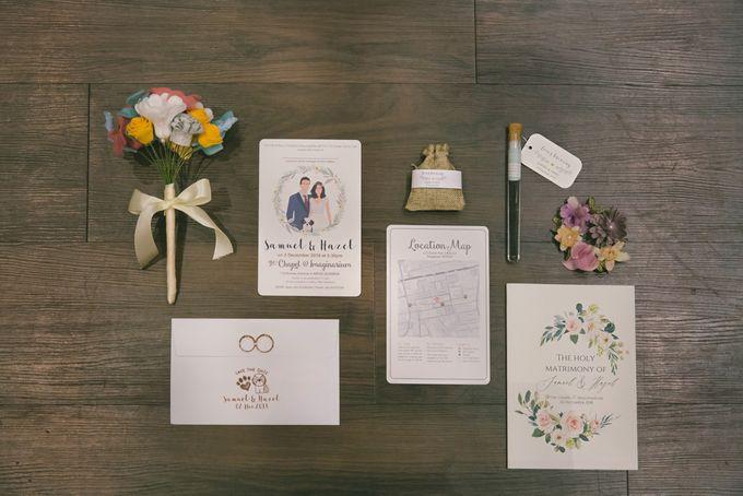 Wedding Day at The Chapel at Imaginarium by Flora Artisan - 046