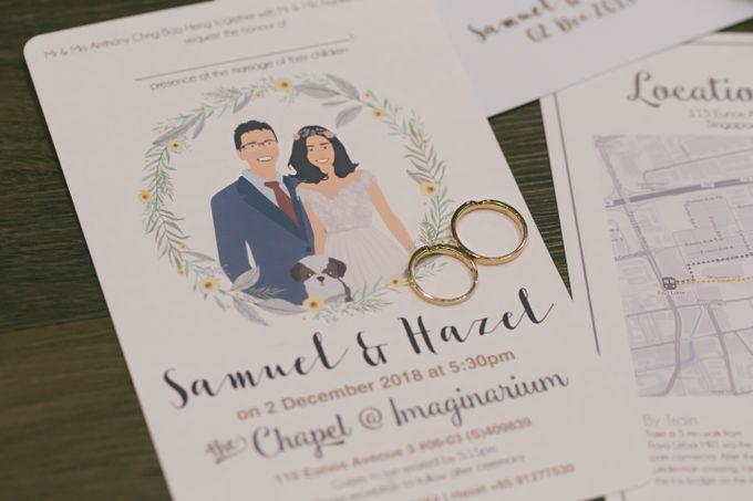 Wedding Day at The Chapel at Imaginarium by Flora Artisan - 047