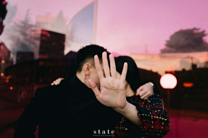 Prewedding - Samuel & Michelle by State Photography - 042
